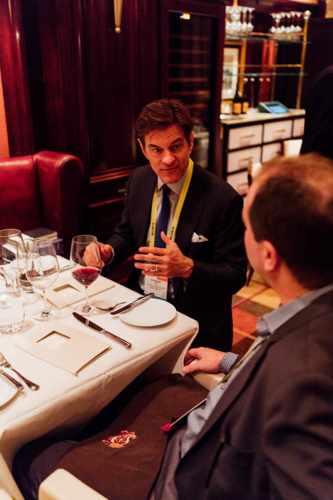 Dr. Oz, dinner, Video Production, Corporate Video, Video Editing, Post-Production, Recap, Adobe Premiere, Editing, Best Published Las Vegas Videographer, Videographer, Videographers in Las Vegas, Video production crew, Camera operators, Videography, professional Videography, Living In Digital Times, CES, Convention, Conference, Marketing, Promotional Material, engage, interviews, demos, showfloor, booths, attendees, exhibitors, Las Vegas Video Production, Las Vegas Convention Center, Video Production Las Vegas, Las Vegas, Nevada, Video Production set up, Sands Expo, Corporate Photo, Photo Editing, Post-Production, Recap, Adobe Premiere, Editing, Photographer, Photographers in Las Vegas, professional Photography,