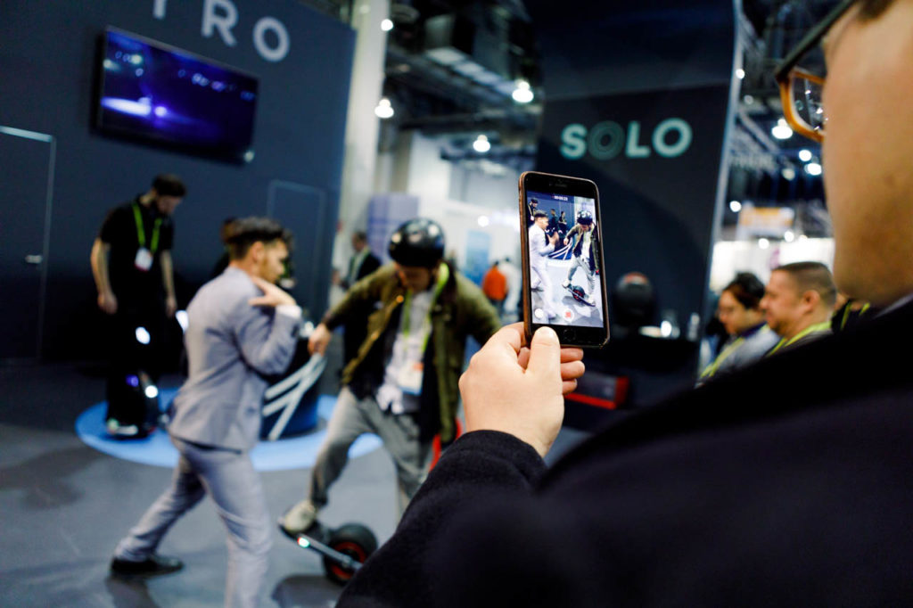 SOLO, SOLO Product, product demo, Video Production, Corporate Video, Video Editing, Post-Production, Recap, Adobe Premiere, Editing, Best Published Las Vegas Videographer, Videographer, Videographers in Las Vegas, Video production crew, Camera operators, Videography, professional Videography, Living In Digital Times, CES, Convention, Conference, Marketing, Promotional Material, engage, interviews, demos, showfloor, booths, attendees, exhibitors, Las Vegas Video Production, Las Vegas Convention Center, Video Production Las Vegas, Las Vegas, Nevada, Video Production set up, Sands Expo, Corporate Photo, Photo Editing, Post-Production, Recap, Adobe Premiere, Editing, Photographer, Photographers in Las Vegas, professional Photography, product demo, live demo, demonstration,