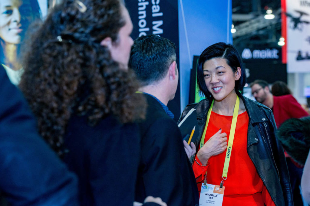 Michelle Lee, Video Production, Corporate Video, Video Editing, Post-Production, Recap, Adobe Premiere, Editing, Best Published Las Vegas Videographer, Videographer, Videographers in Las Vegas, Video production crew, Camera operators, Videography, professional Videography, Beauty Tech, Beauty Tech Summit, Living In Digital Times, CES, Convention, Conference, Marketing, Promotional Material, engage, interviews, demos, showfloor, booths, attendees, exhibitors, Las Vegas Video Production, Las Vegas Convention Center, Video Production Las Vegas, Las Vegas, Nevada, Video Production set up, Sands Expo, Corporate Photo, Photo Editing, Post-Production, Recap, Adobe Premiere, Editing, Photographer, Photographers in Las Vegas, professional Photography, product demo, live demo, demonstration, CES 2017, 2017