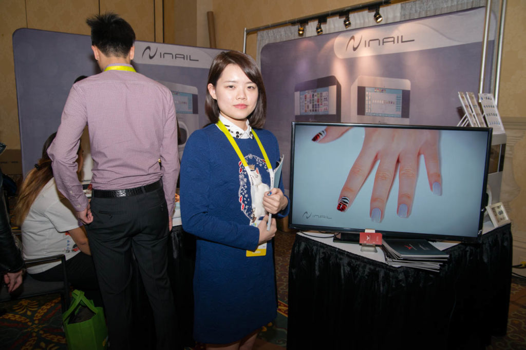 iNail, Exhibitor, iNail Booth, display, demos, nails, Beauty, Beauty Tech, Living In Digital Times, CES, CES 2016, 2016, Convention, Conference, Marketing, Promotional Material, engage, interviews, demos, Las Vegas Video Production, Las Vegas Convention Center, Video Production Las Vegas, Las Vegas, Nevada, Corporate Photo, Photo Editing, Post-Production, Recap, Adobe Premiere, Editing, Photographer, Photographers in Las Vegas, professional Photography, Exhibit, Expo, Convention, Conference