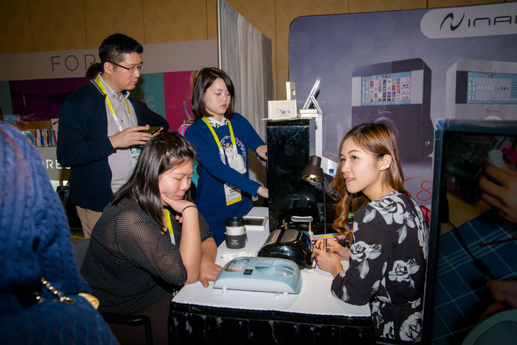 iNail, iNail Booth, nails, demonstrations, Corporate Photo, Photo Editing, Post-Production, Recap, Adobe Premiere, Editing, Photographer, Photographers in Las Vegas, professional Photography, Living In Digital Times, CES, CES 2016, 2016, Convention, Conference, Marketing, Promotional Material, engage, interviews, demos, Las Vegas Video Production, Las Vegas Convention Center, Video Production Las Vegas, Las Vegas, Nevada,