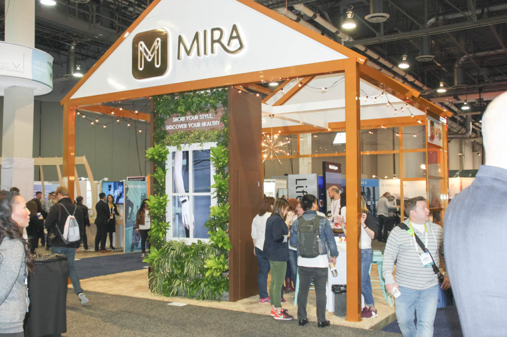 MIRA, MIRA Booth, exhibitor, attendee, engage, Living In Digital Times, CES, CES 2016, 2016, Convention, Conference, Marketing, Promotional Material, engage, interviews, demos, Las Vegas, Nevada, Corporate Photo, Photo Editing, Post-Production, Recap, Adobe Premiere, Editing, Photographer, Photographers in Las Vegas, professional Photography, attendees walking,