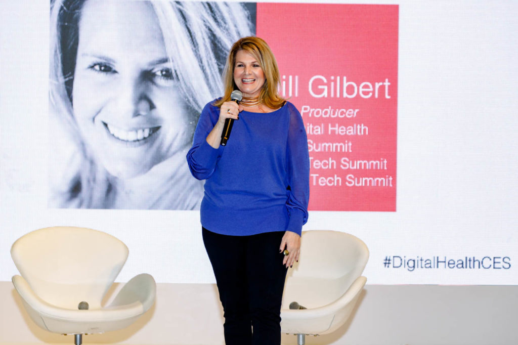 Jill Gilbert, speaker, producer, Digital Health Summit, Digital Health Summit Live, Digital Health, Baby Tech, Baby, Baby Tech Summit, Beauty Tech, Beauty Tech Summit, Living In Digital Times, CES, Convention, Conference, Marketing, Promotional Material, engage, interviews, demos, showfloor, booths, attendees, exhibitors, CES 2017, 2017, Las Vegas Video Production, Las Vegas Convention Center, Video Production Las Vegas, Las Vegas, Nevada, Video Production set up, Sands Expo, Corporate Photo, Photo Editing, Post-Production, Recap, Adobe Premiere, Editing, Photographer, Photographers in Las Vegas, professional Photography,