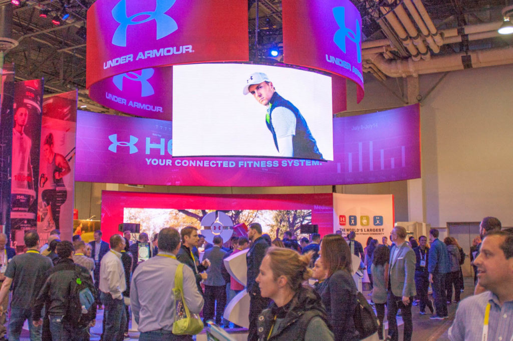 under Armour, Under Armour Booth, Corporate Photo, Photo Editing, Post-Production, Recap, Adobe Premiere, Editing, Photographer, Photographers in Las Vegas, professional Photography, Living In Digital Times, CES, CES 2016, 2016, Convention, Conference, Marketing, Promotional Material, engage, interviews, demos, Las Vegas Video Production, Las Vegas Convention Center, Video Production Las Vegas, Las Vegas, Nevada