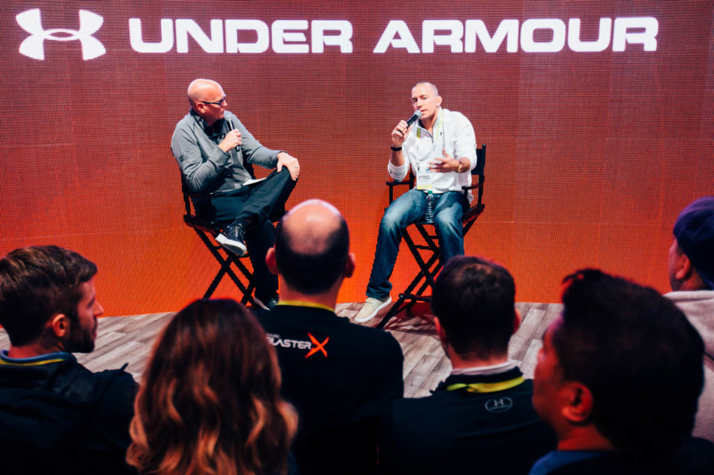 Under Armour stage, Under Armour, interviews, attendees, exhibitors, Corporate Photo, Photo Editing, Post-Production, Recap, Adobe Premiere, Editing, Photographer, Photographers in Las Vegas, professional Photography, Living In Digital Times, CES, CES 2016, 2016, Convention, Conference, Marketing, Promotional Material, engage, interviews, demos, Las Vegas Video Production, Las Vegas Convention Center, Video Production Las Vegas, Las Vegas, Nevada