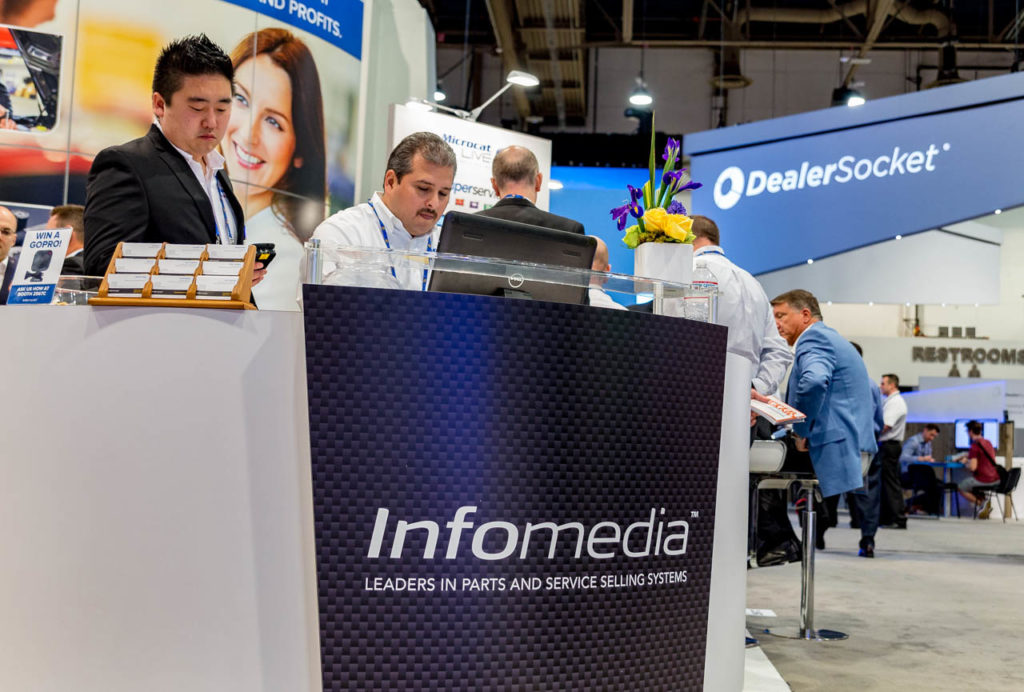 NADA, NADA Convention, NMR Events, Corporate Photo, Photo Editing, Post-Production, Recap, Adobe Premiere, Editing, Photographer, Photographers in Las Vegas, professional Photography, Promotional Material, engage, interviews, demos, showfloor, booths, attendees, exhibitors, Infomedia, DealerSocket