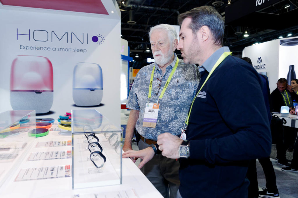 Homni, Homni products, Homni product display, Product Display, Video Production, Corporate Video, Video Editing, Post-Production, Recap, Adobe Premiere, Editing, Best Published Las Vegas Videographer, Videographer, Videographers in Las Vegas, Video production crew, Camera operators, Videography, professional Videography, Living In Digital Times, CES, Convention, Conference, Marketing, Promotional Material, engage, interviews, demos, showfloor, booths, attendees, exhibitors, Las Vegas Video Production, Las Vegas Convention Center, Video Production Las Vegas, Las Vegas, Nevada, Video Production set up, Sands Expo, Corporate Photo, Photo Editing, Post-Production, Recap, Adobe Premiere, Editing, Photographer, Photographers in Las Vegas, professional Photography, Homni Exhibitor